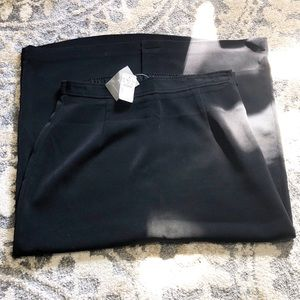 VINTAGE Christopher & Banks Black Long Skirt